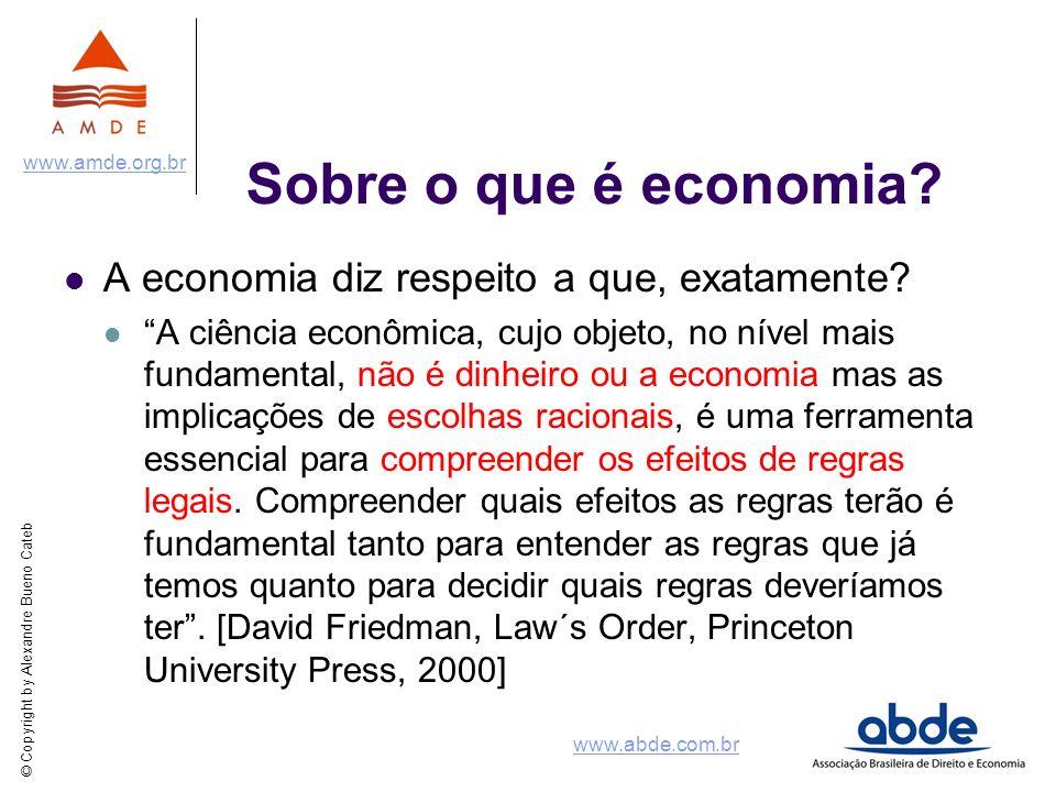 Sobre o que é economia A economia diz respeito a que, exatamente