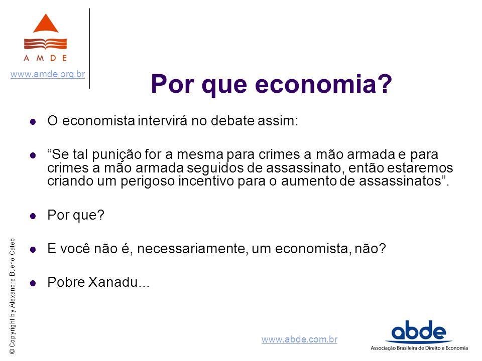 Por que economia O economista intervirá no debate assim:
