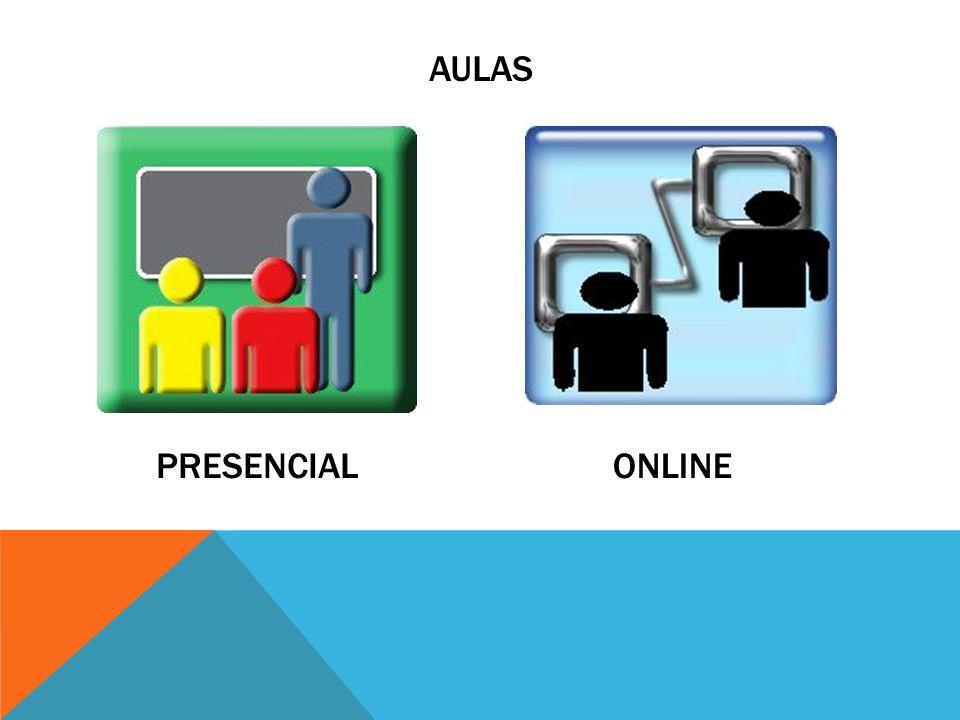 aulas Presencial online