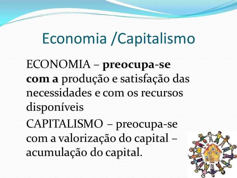 Economia /Capitalismo