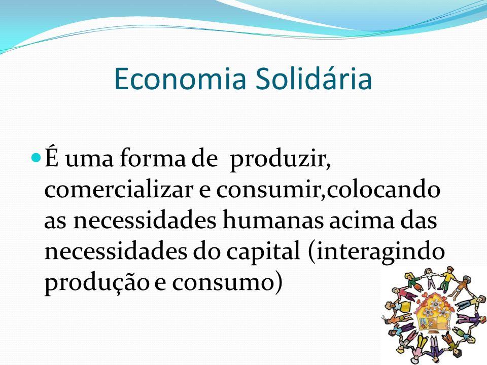 Economia Solidária