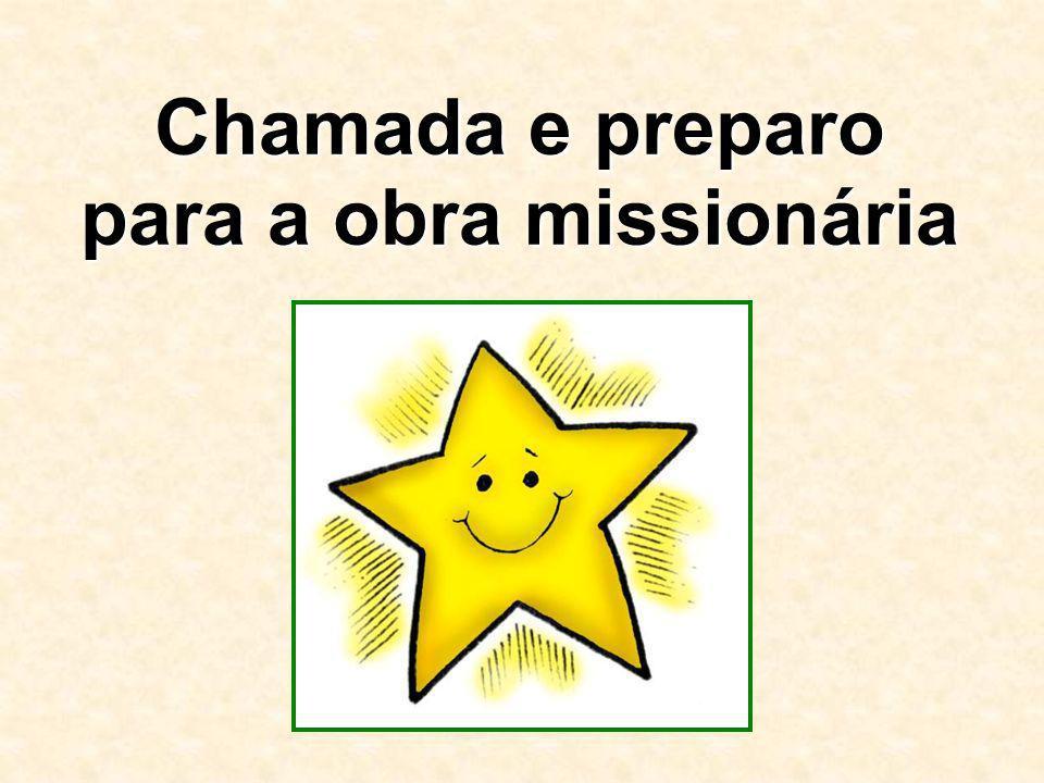 para a obra missionária
