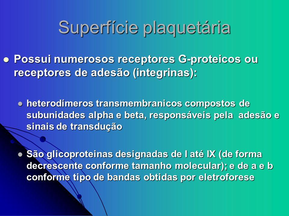 Superfície plaquetária