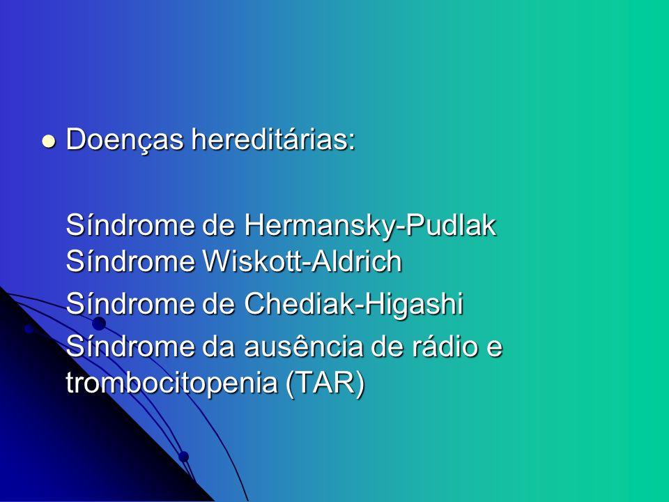 Doenças hereditárias: