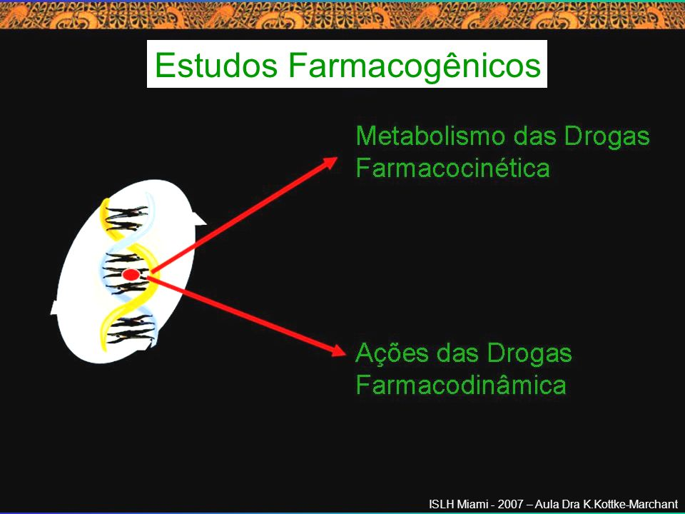 Estudos Farmacogênicos