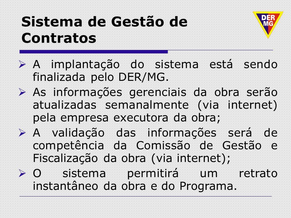 Sistema de Gestão de Contratos