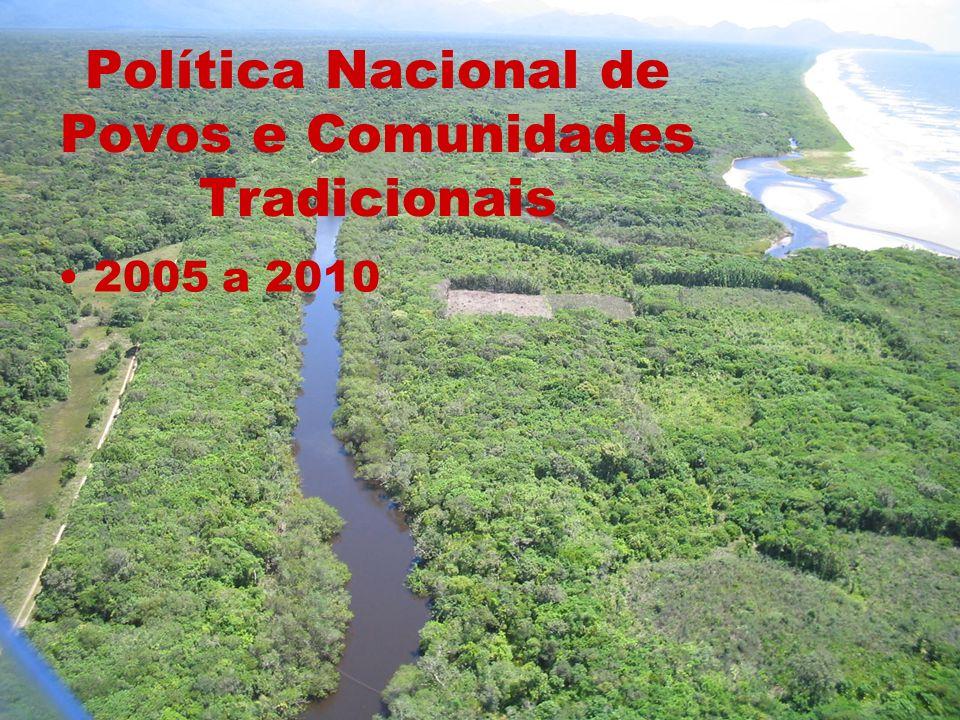 Política Nacional de Povos e Comunidades Tradicionais