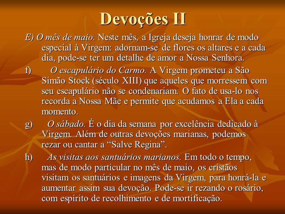 Devoções II