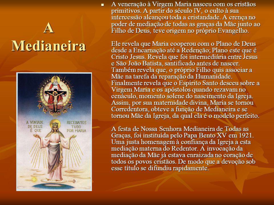 A veneração à Virgem Maria nasceu com os cristãos primitivos