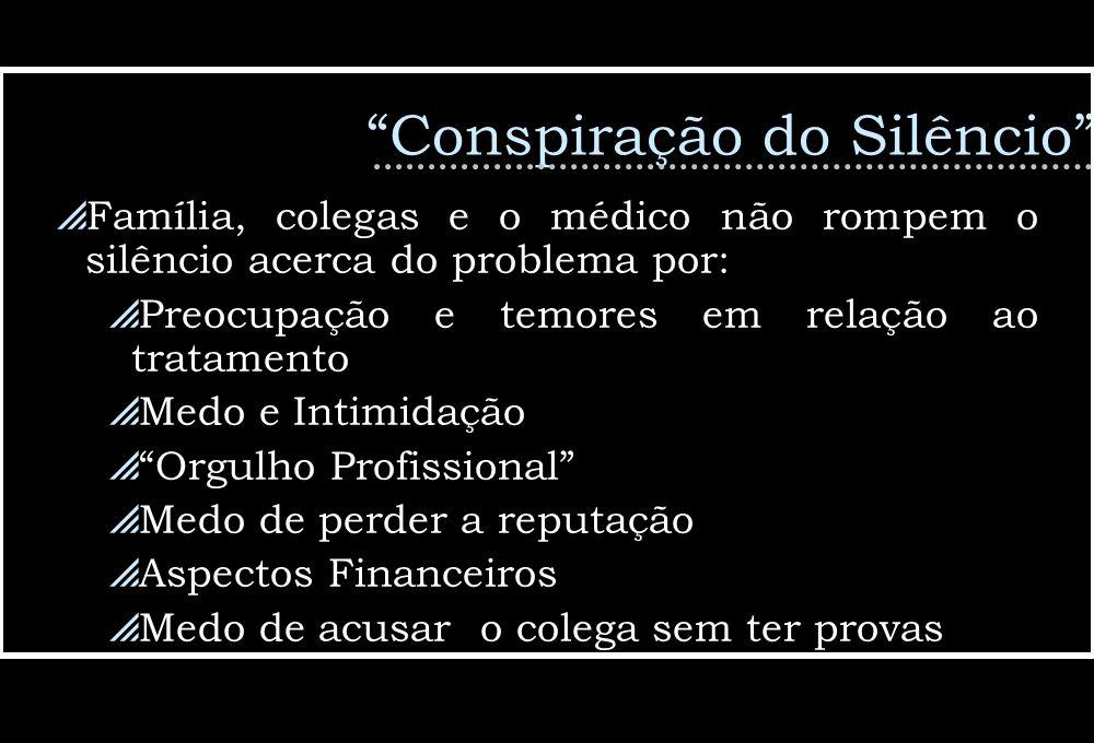 Conspiração do Silêncio