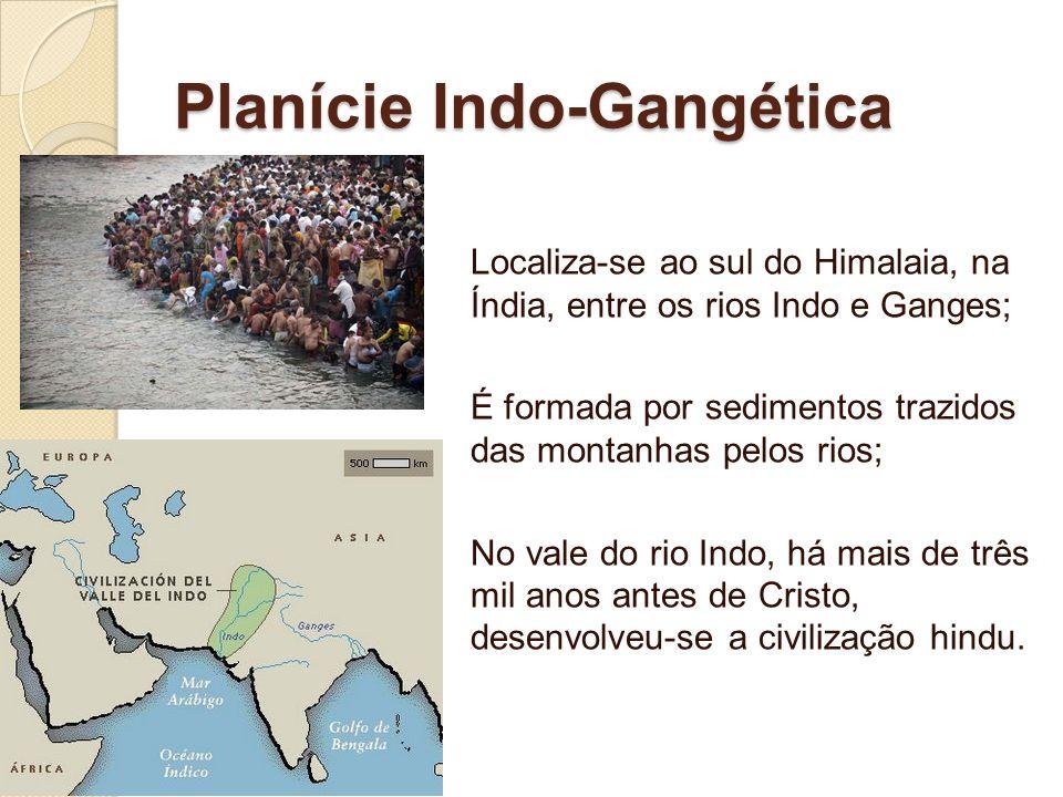 Planície Indo-Gangética