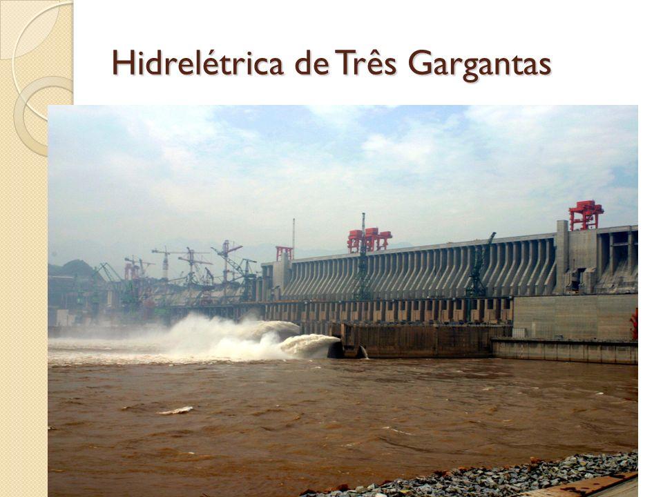 Hidrelétrica de Três Gargantas
