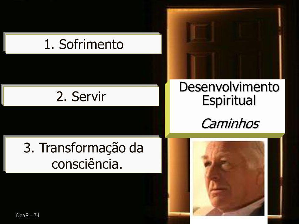 Desenvolvimento Espiritual Caminhos 2. Servir