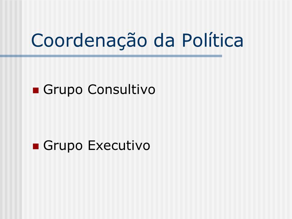Coordenação da Política