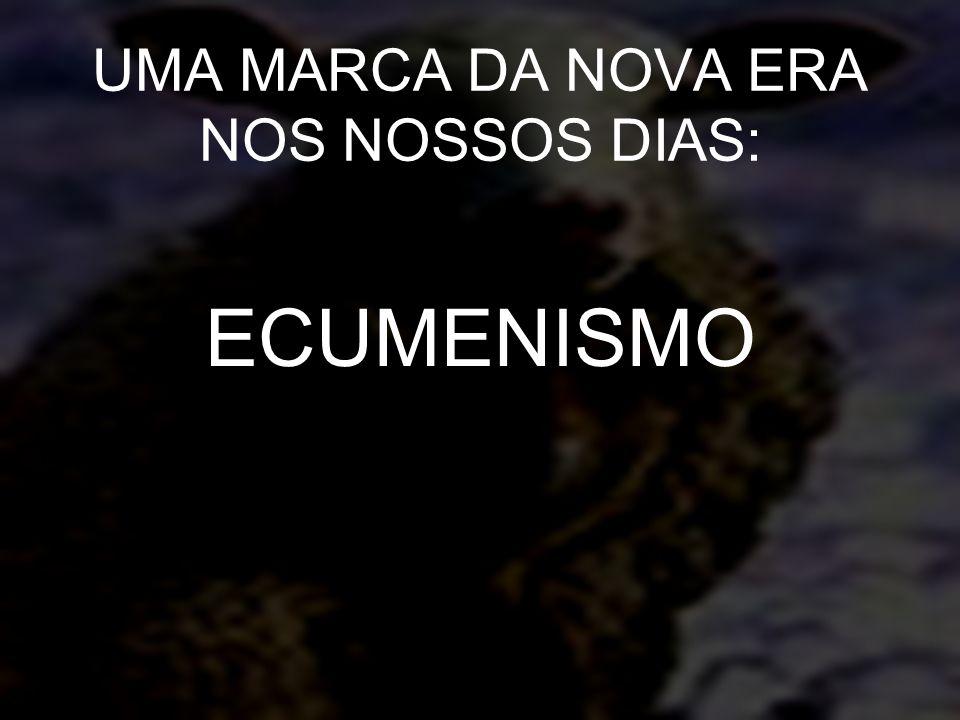 UMA MARCA DA NOVA ERA NOS NOSSOS DIAS: