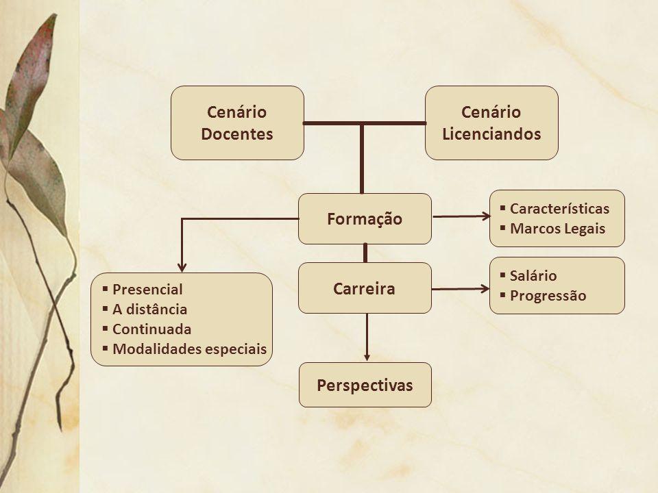 Perspectivas Características Marcos Legais Salário Progressão