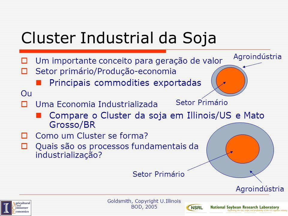 Cluster Industrial da Soja