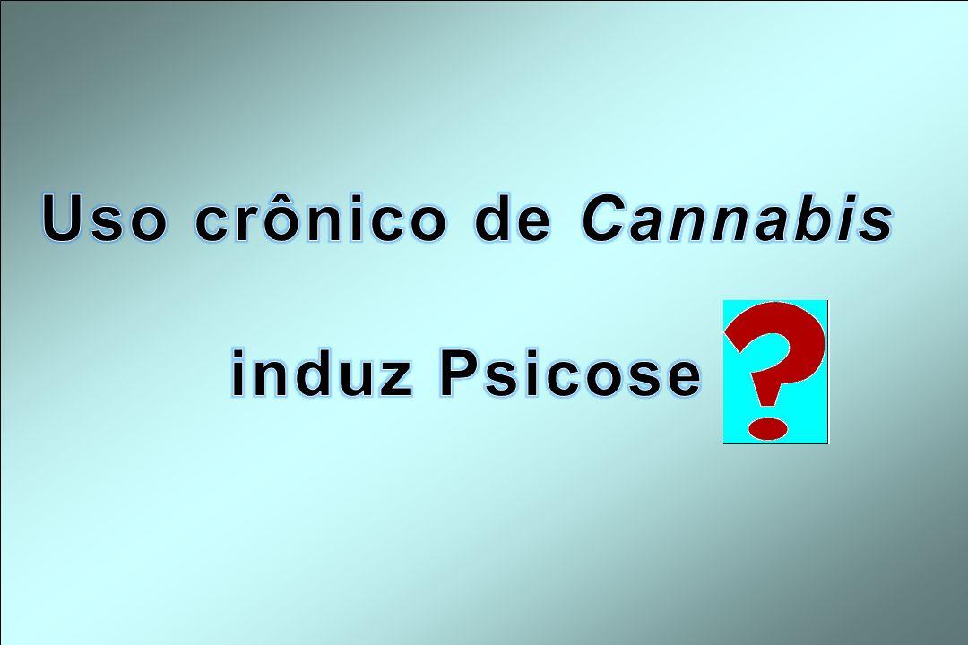 Uso crônico de Cannabis