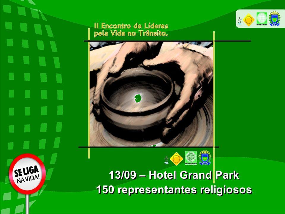 150 representantes religiosos