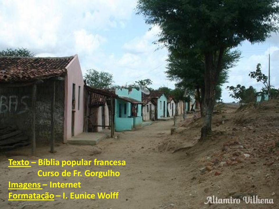 Texto – Bíblia popular francesa