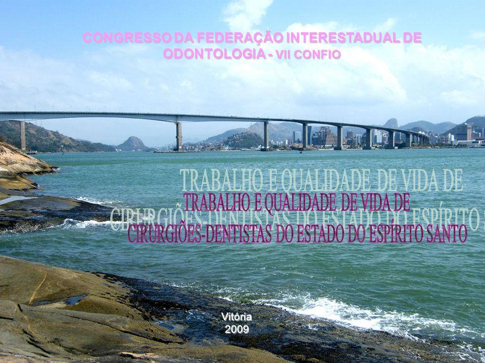 CONGRESSO DA FEDERAÇÃO INTERESTADUAL DE ODONTOLOGIA - VII CONFIO