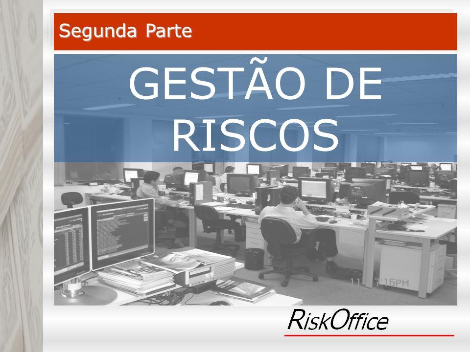 Segunda Parte GESTÃO DE RISCOS