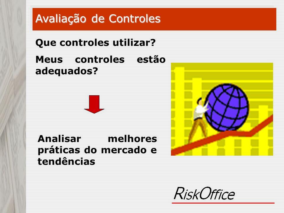 Avaliação de Controles