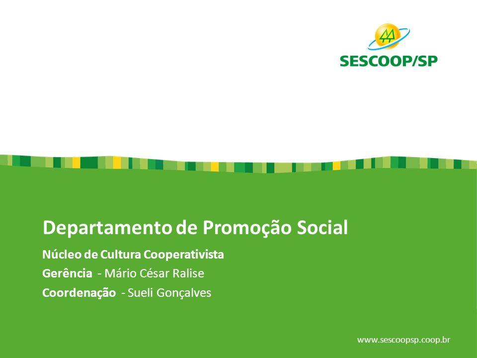Departamento de Promoção Social