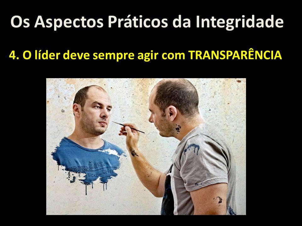 Os Aspectos Práticos da Integridade