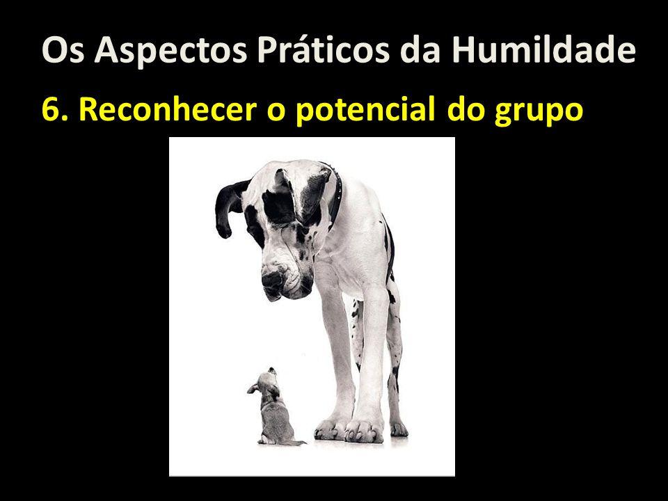 Os Aspectos Práticos da Humildade
