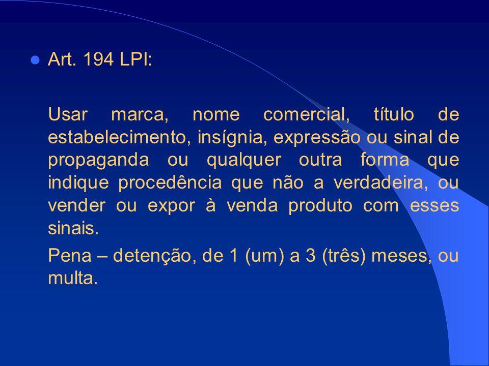 Art. 194 LPI: