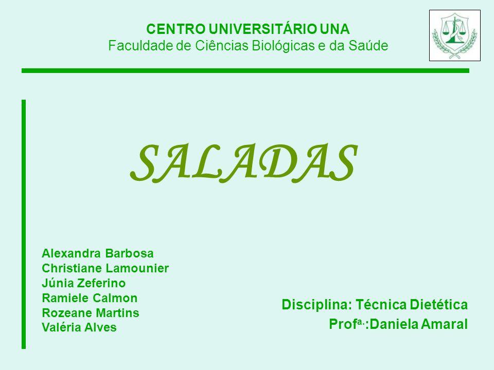 CENTRO UNIVERSITÁRIO UNA Faculdade de Ciências Biológicas e da Saúde