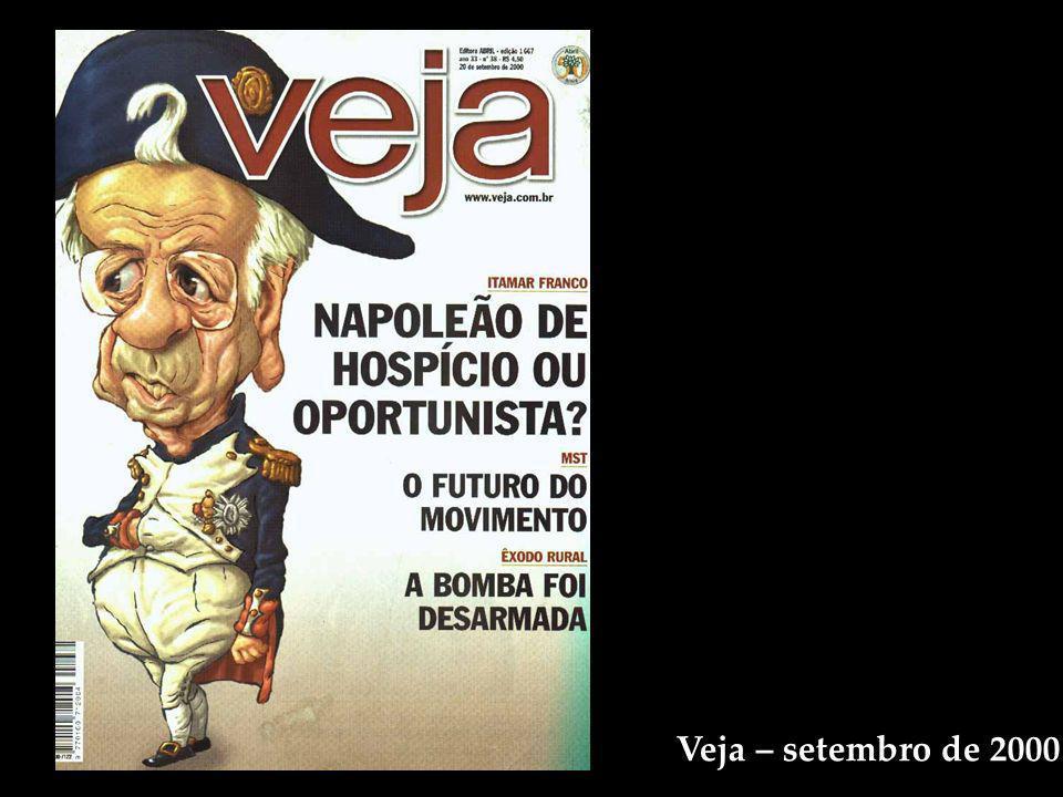 Veja – setembro de 2000