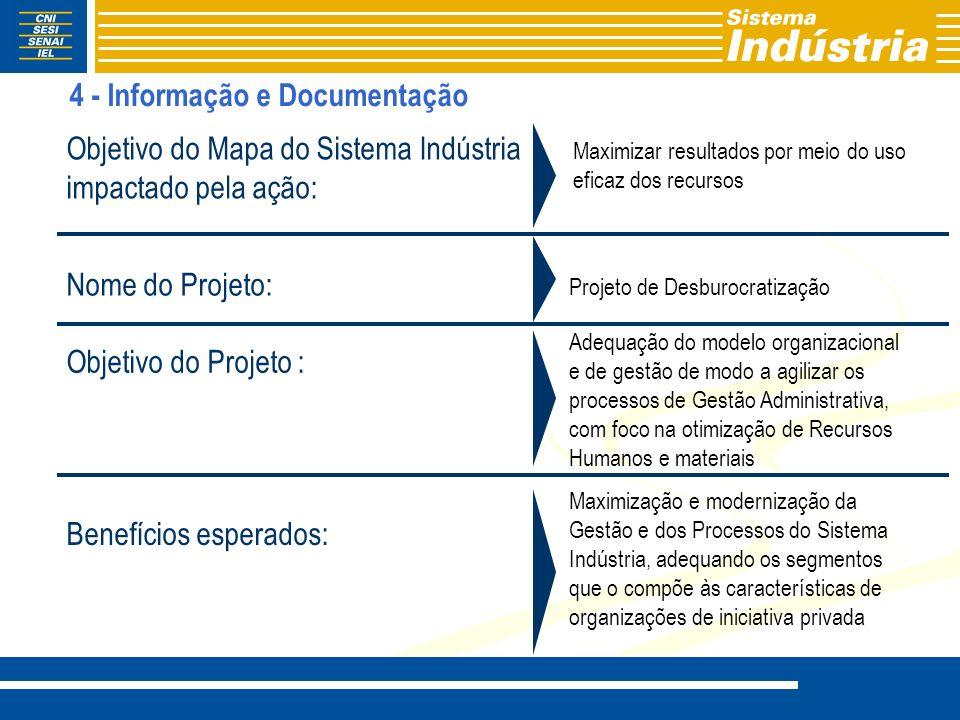 4 - Informação e Documentação