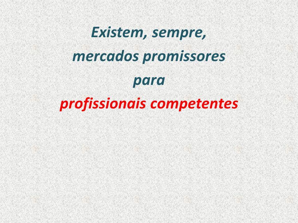 profissionais competentes