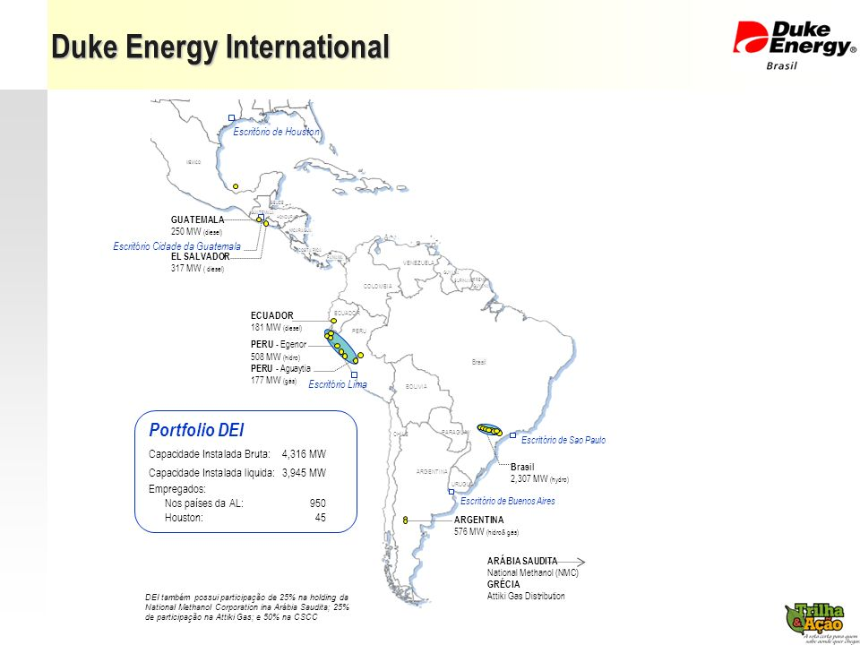 Duke Energy International