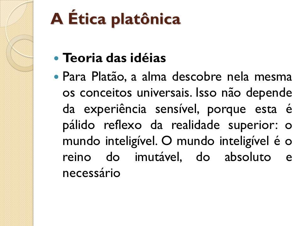 Ideias De Platão ~ O queéÉtica ? Moral Sócrates Plat u00e3oÉtica Plat u00f4nica ppt video online carregar