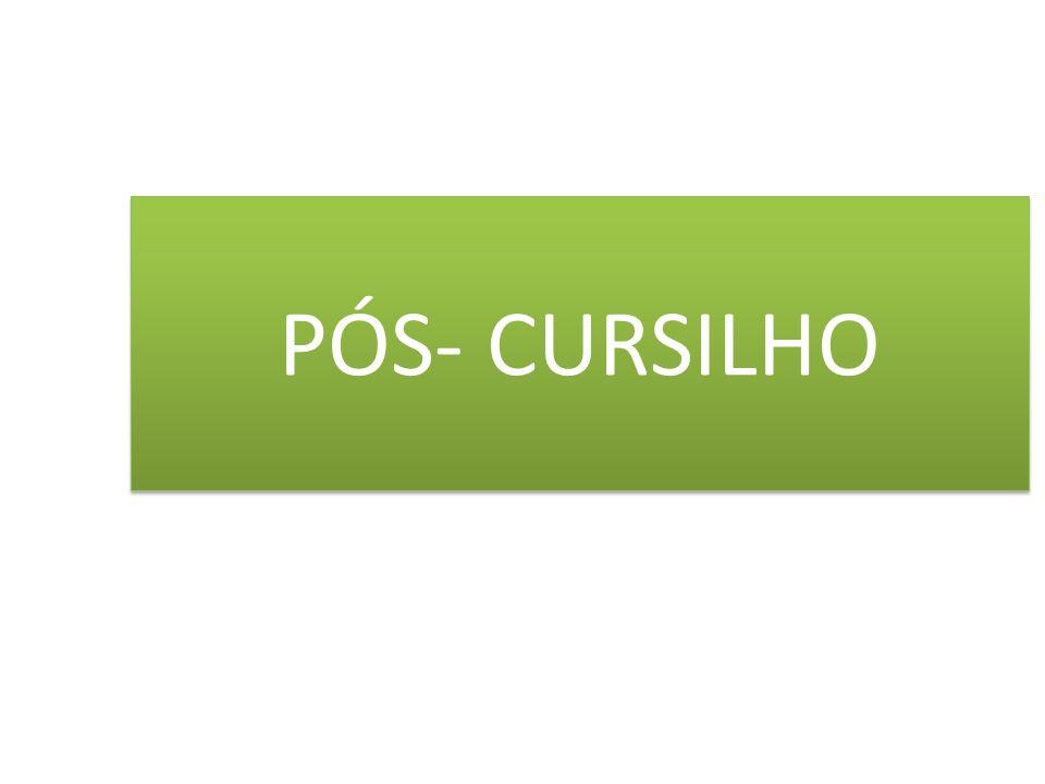 PÓS- CURSILHO