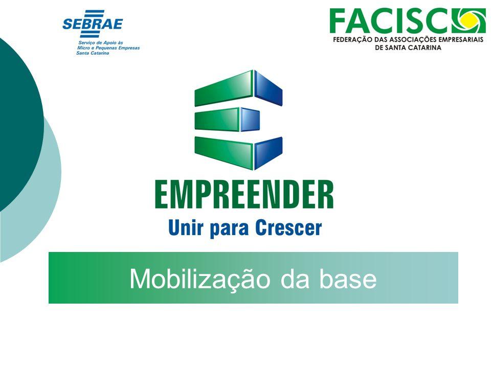 EMPRENDER Unir para crecer EL PROGRAMA EMPRENDER Mobilização da base