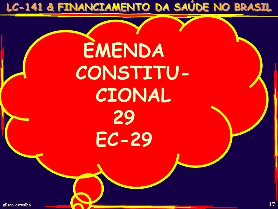 EMENDA CONSTITU-CIONAL