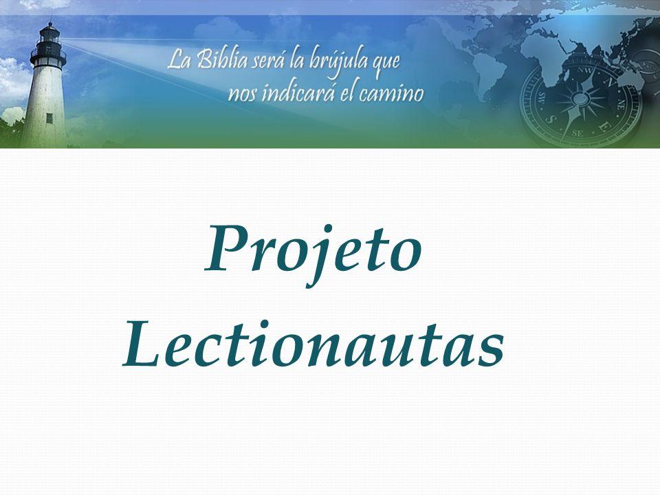 Projeto Lectionautas