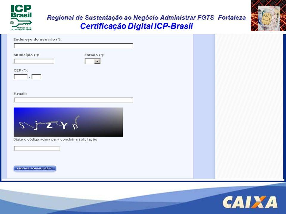 Certificação Digital ICP-Brasil