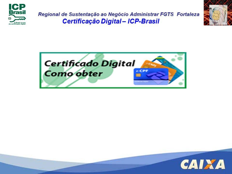 Certificação Digital – ICP-Brasil