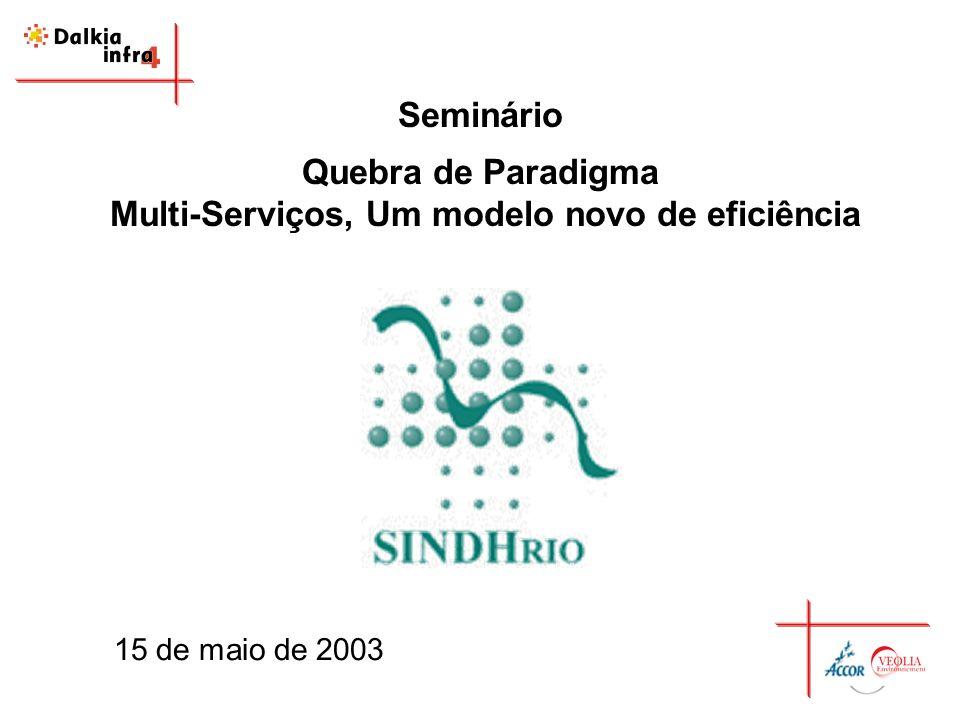 Multi-Serviços, Um modelo novo de eficiência