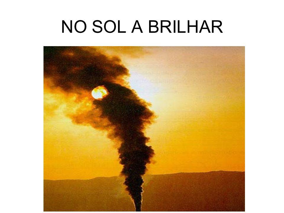 NO SOL A BRILHAR
