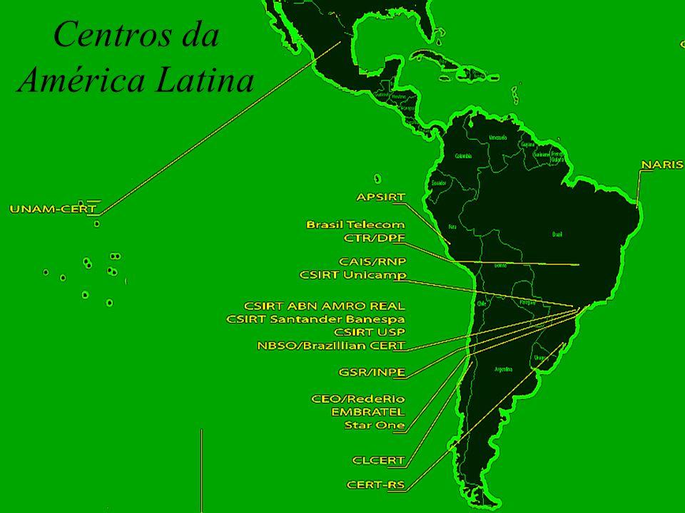 Centros da América Latina