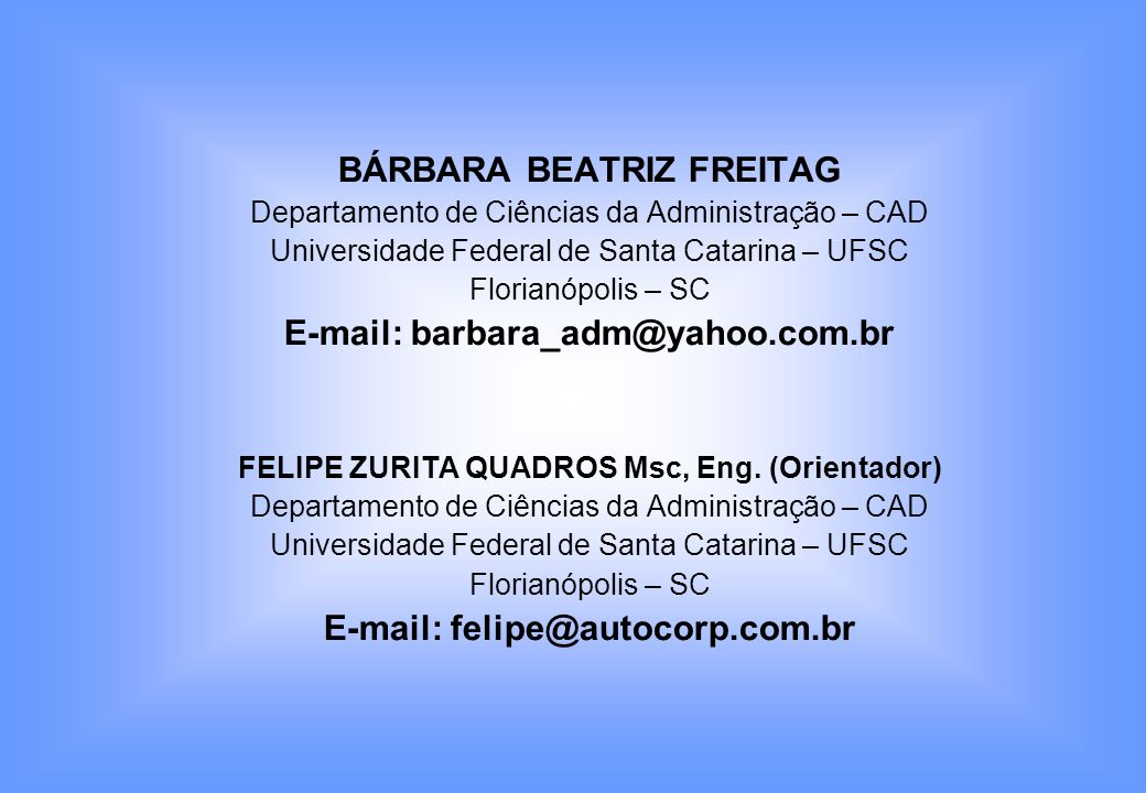 BÁRBARA BEATRIZ FREITAG