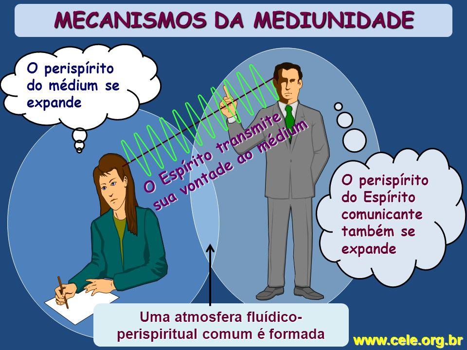 MECANISMOS DA MEDIUNIDADE