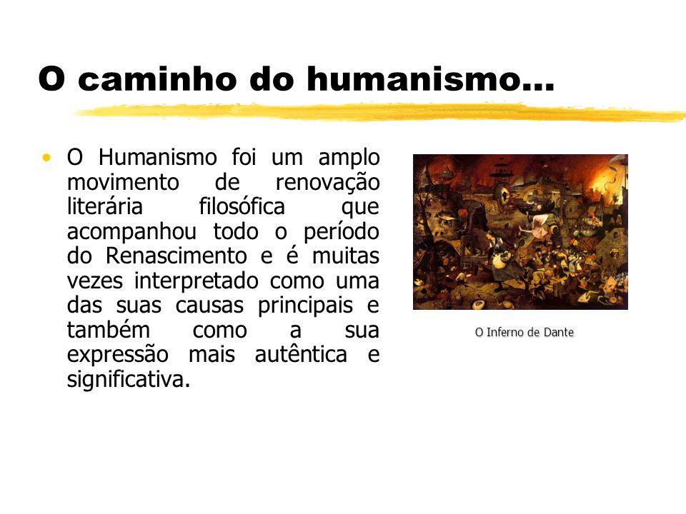 O caminho do humanismo…