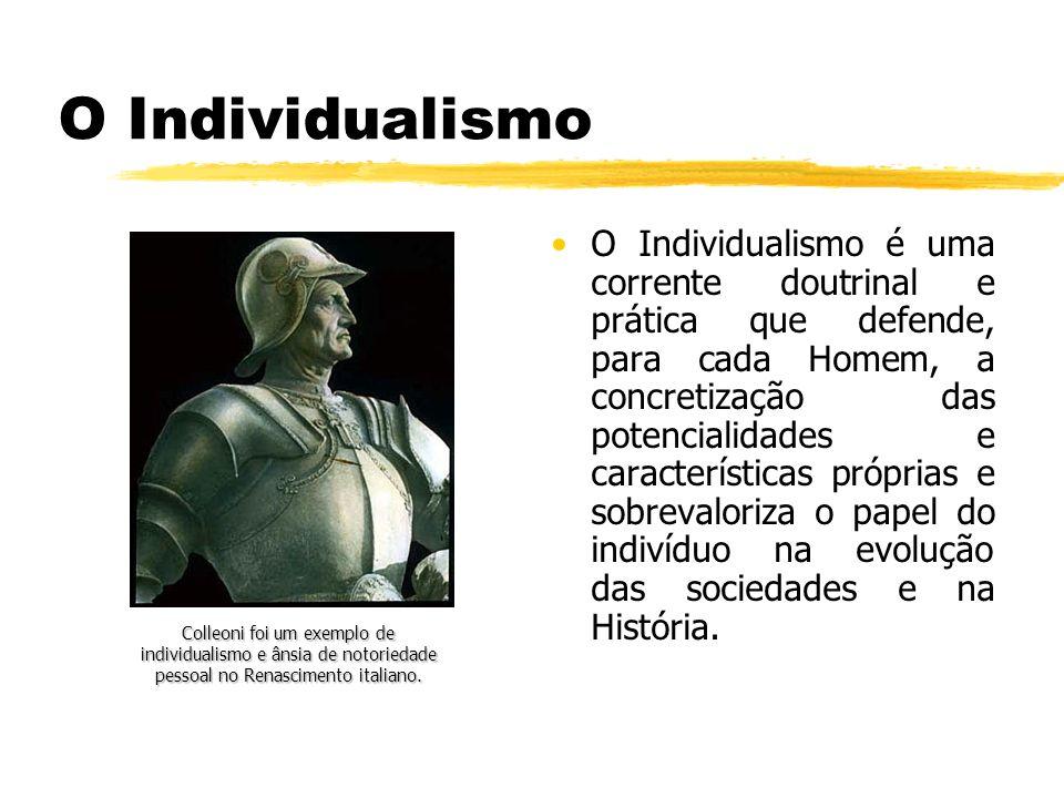 O Individualismo